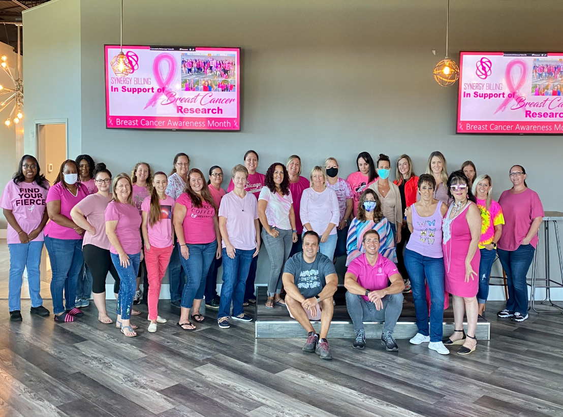 Synergy Breast Cancer Event